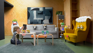 Personify Your Furniture with IKEA's Everyday Experiments