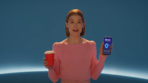 Rosamund Pike Showcases the Best Parts of Banking for Marcus by Goldman Sachs