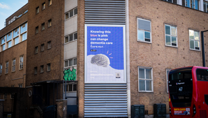 Amplify and Mindset4Dementia Improve Early Dementia Diagnosis with DOOH Campaign