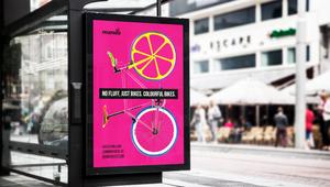 Mango Bikes are All Colour, No Fluff in First Campaign