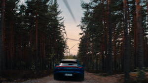 Porsche Showcases the Power of Nature for 'Soul, Electrified' Spot