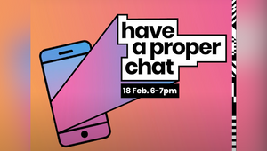 giffgaff and Global Launch Britain's Least Lonely Hour with 'Have a Proper Chat' Initiative