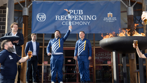 Carlton & United Breweries Launch The Pub Reopening Ceremony
