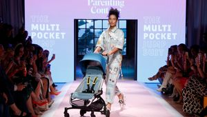 Quinny and SuperHeroes Launch Parents-Only Collection at Milan Fashion Week