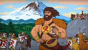 Wild Rainiers Answer the Call of the Barbeerian in Epic Animated Spot