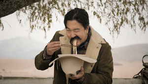 Ramen Hero Brings a Taste of the East to the Wild West in Witty Spot