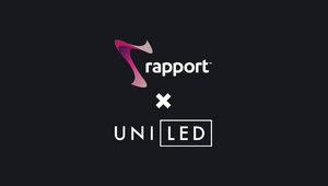 Rapport Teams with UniLED to Offer North American Automated Reporting Transparency for DOOH