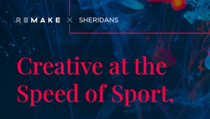 Creative at the Speed of Sport