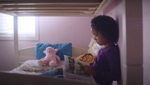 Goldfish Crackers Surprises Families by Bringing Kids' Imaginations to Life, Literally