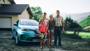 Renault Takes Over French Town Appy as the First 100% Electric Vehicle Community