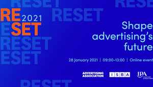Advertising Association, IPA and ISBA Unite for Unique Industry Event 'Reset'