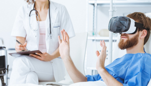 Immersive Technology and Healthcare