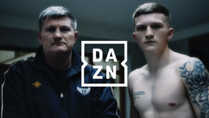 Global Sports Streaming Service DAZN Liberates Sports Fans with Confident Campaign