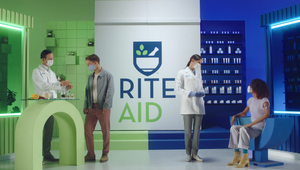 Rite Aid's Latest Campaign Takes on Flu Season Head First