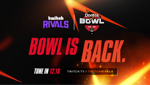 Doritos and Twitch Rivals Team up for Evolution of Doritos Bowl