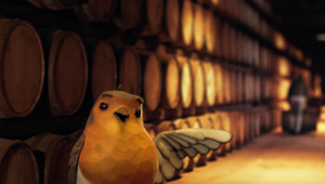 Redbreast Irish Whiskey Finds its Voice to Bring its Namesake Bird to Life