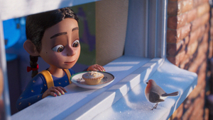 Lidl Launches an Animated Christmas You Can Believe in