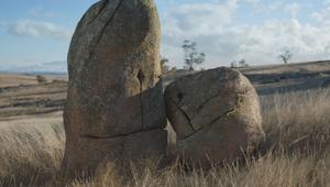 Signing Rocks Celebrate the Joys of Belonging for Carbon Neutral Mobile and Internet Provider Belong