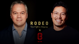 Rodeo FX and BLVD-MTL Join Forces