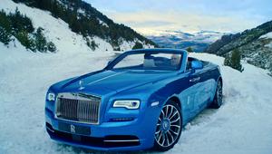 L P Triumphs in Rolls Royce Ads for Rankin in Three Days