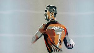 Cristiano Ronaldo Takes a Trip down Memory Lane in Vibrant Nike Spot