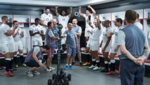 O2 Launch 'Wear the Rose' A World-first 360 VR Rugby Experience