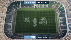 VCCP Media Artistically Announces the Return of Premiership Rugby