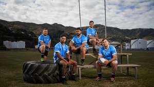 THREE, 2degrees and TBWA\NZ Welcome Rugby Legends Stephen Donald and Liam Messam as 2nd Chance Charlie Selectors