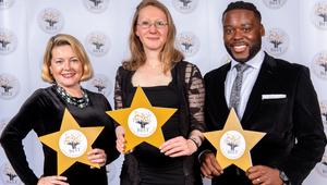 Salamandra.uk CEO Christine Mackey Wins 2021 Silver Award at Best Business Women Awards