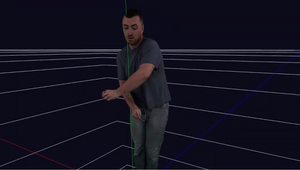 Sam Smith Teams up with Spotify to Launch Immersive Augmented Reality Experience for New Single 'Diamonds'