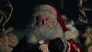 Santa Makes Surprise Trip to Support Local Farming in Sweet Christmas Spot for Woolworths