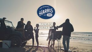Harris Coffee Builds on 'Made for Australia' Platform via Edge