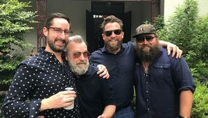 Sydney Ad World Gathers for Alt's Melbourne Cup BBQ and Garden Party