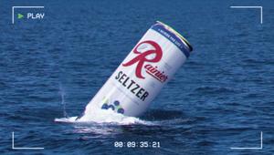 Rainier Beer 'Discovers' New Species as Hard Seltzer Joins the Herd