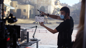 Global VFX Leader DNEG and XR Entertainment Studio Dimension Announces Virtual Production Partnership