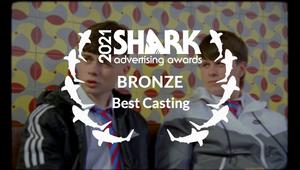 Bullion Wins a Kinsale Shark for Sports Direct
