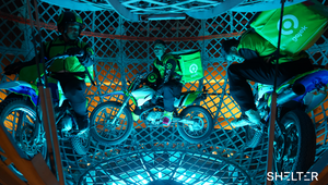How shelter.film Took Gojek for a Spin in One of 2020's Most Ambitious Ads