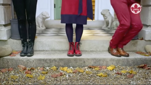Reiker Shoes Dances the Day Away in Latest Campaign