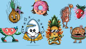 Child Cancer Survivors Turn Little Artists for Fondation Charles-Bruneau's Temporary Tattoo Campaign