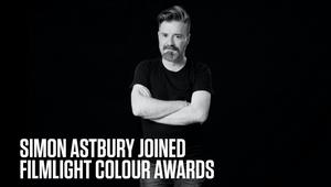 Simon Astbury Joins the Jury of FilmLight Colour Awards