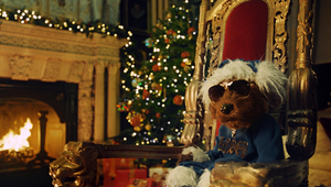 Have a Doggy Dogg Christmas with Snoop Dogg and Just Eat's Festive Offering