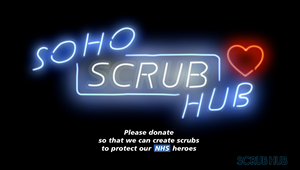 Coffee & TV Helps Support NHS Staff with the Launch of 'Soho Scrub Hub'
