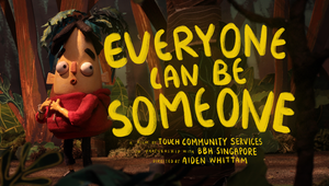 Touch Community Services Conveys a Message of Hope in Animated Film from BBH Singapore