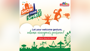 This Independence Day EsselWorld Wishes Freedom with '#showyourspirit'