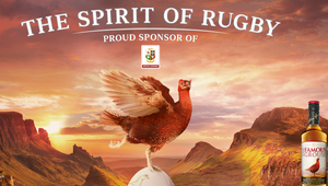 The Famous Grouse Kicks of Second Instalment of 'The Spirit of Rugby' Campaign