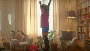 The Warehouse's Joyful Spot Imagines Kiwi Kid's Olympic Dreams