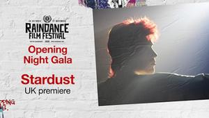Stardust Biopic Opens the Raindance Film Festival
