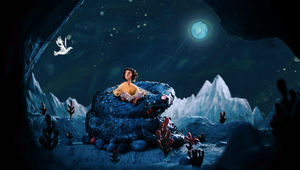 Isabel Garrett Directs Eels Dreamy Stop-Motion Video'Earth to Dora'