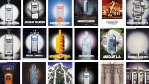 My Most Immortal Ad: Ali Rez and Graham Turner Explore 25 Years of Absolut Advertising