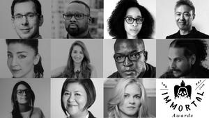 The New York Times' David Rubin and TikTok's Kinney Edwards Join The Immortal Awards Jury